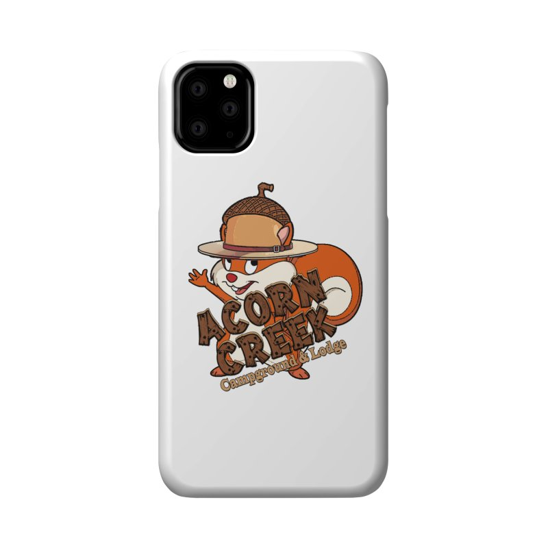 Squirrely Pete Accessories Phone Case by breakerspodcast Shop