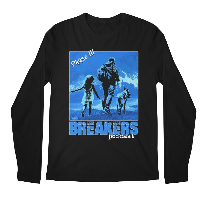 Phase III BLUE Tshirt Men's Regular Longsleeve T-Shirt by breakerspodcast Shop