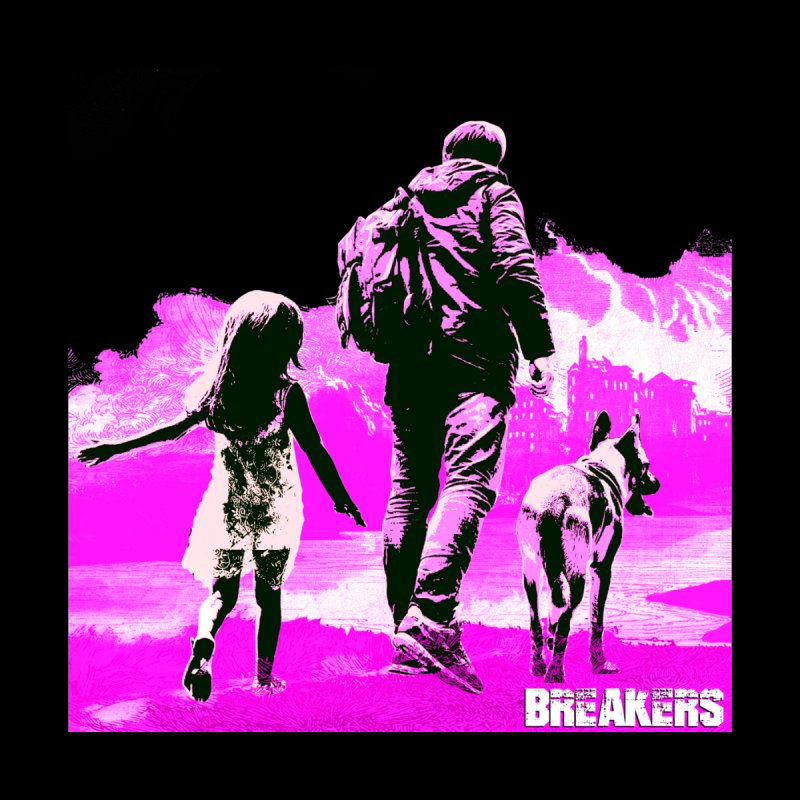 Breakers Kids Pink by breakerspodcast Shop