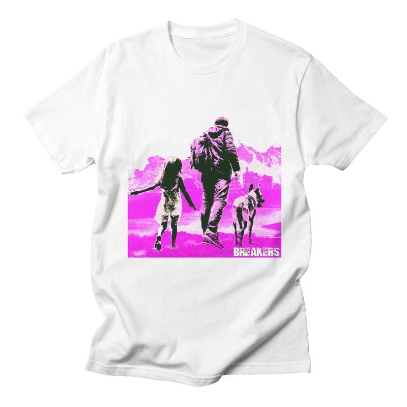 Breakers Kids Pink Men's T-Shirt by breakerspodcast Shop