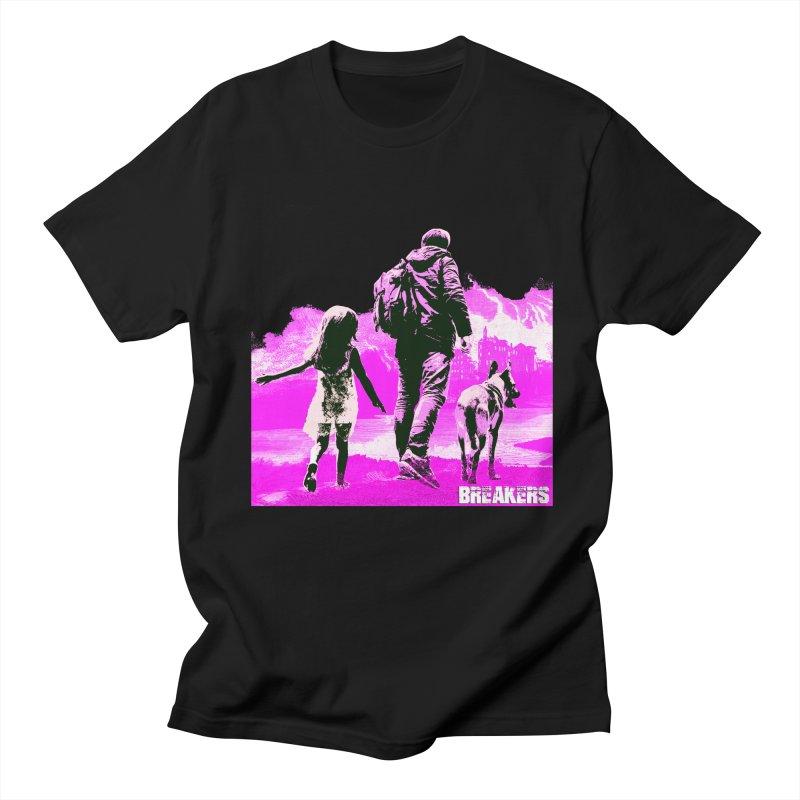 Breakers Kids Pink Men's Regular T-Shirt by breakerspodcast Shop