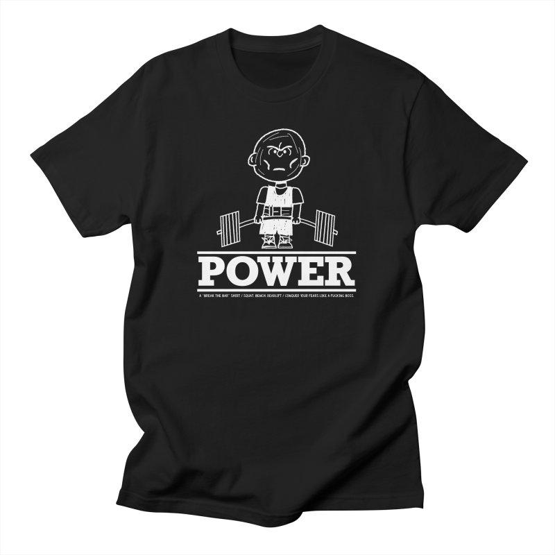 Peanuts Men's T-Shirt by Break The Bar
