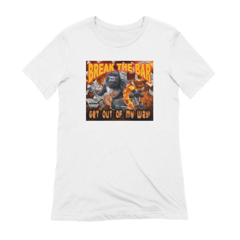 Gorilla Warfare Women's Extra Soft T-Shirt by Break The Bar