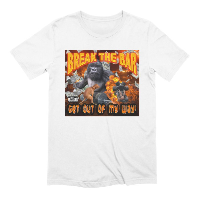 Gorilla Warfare Men's Extra Soft T-Shirt by Break The Bar