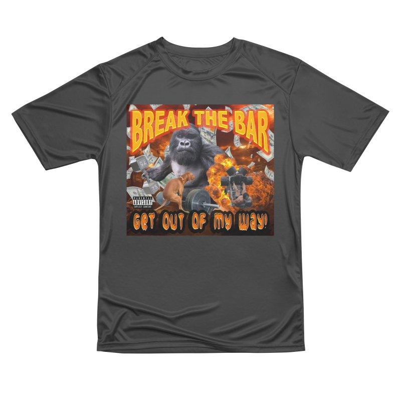 Gorilla Warfare Women's Performance Unisex T-Shirt by Break The Bar
