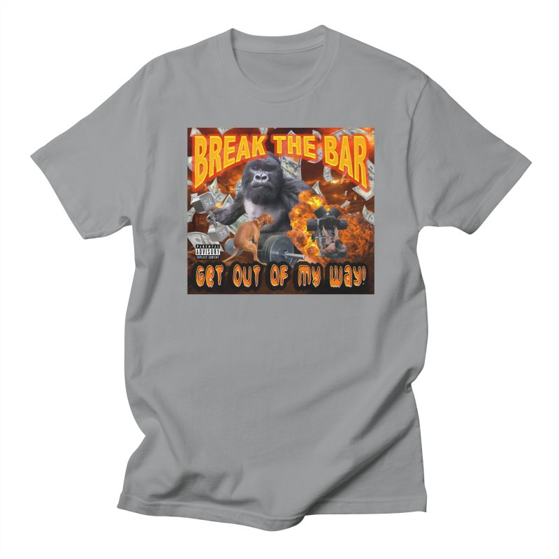 Gorilla Warfare Men's Regular T-Shirt by Break The Bar