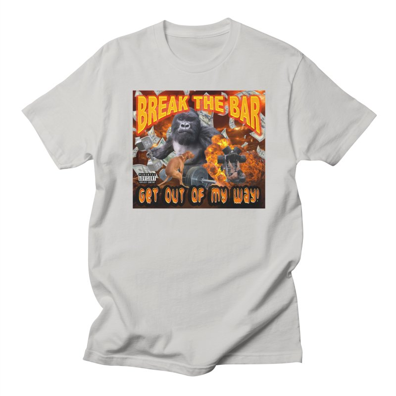 Gorilla Warfare Men's T-Shirt by Break The Bar