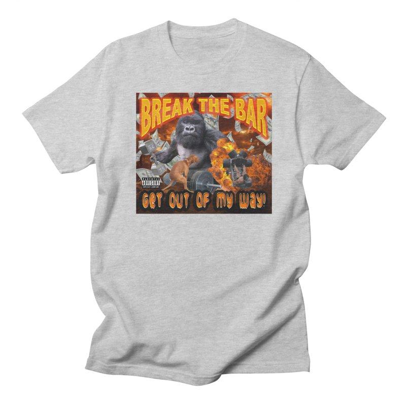 Gorilla Warfare Women's Regular Unisex T-Shirt by Break The Bar