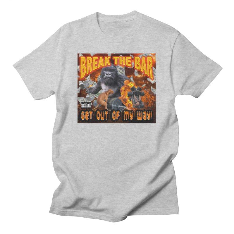 Gorilla Warfare Men's T-Shirt by Break The Bar