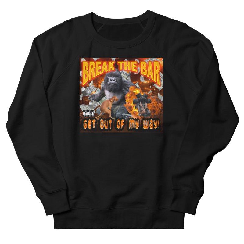 Gorilla Warfare Men's French Terry Sweatshirt by Break The Bar