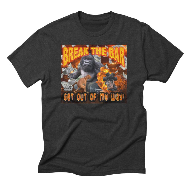 Gorilla Warfare Men's Triblend T-Shirt by Break The Bar