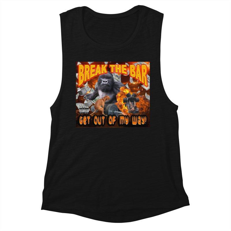 Gorilla Warfare Women's Tank by Break The Bar