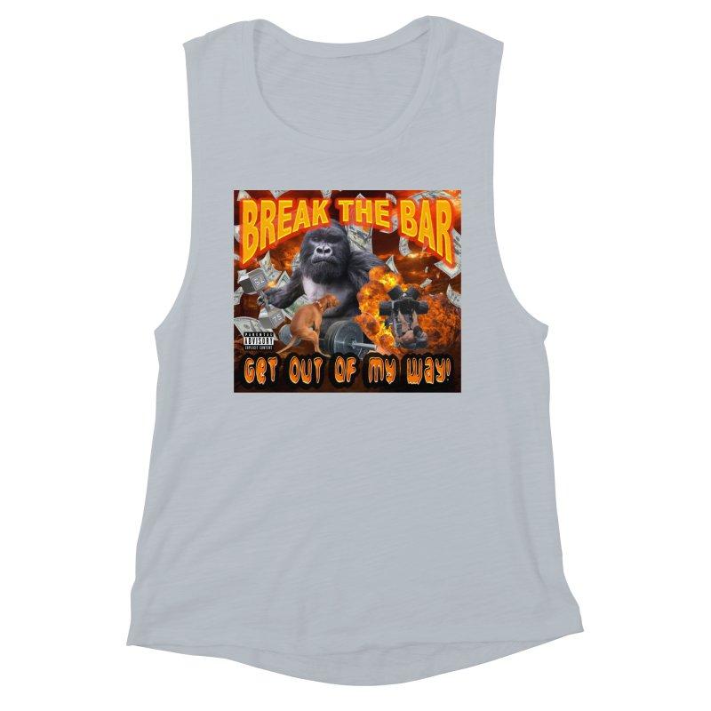 Gorilla Warfare Women's Muscle Tank by Break The Bar