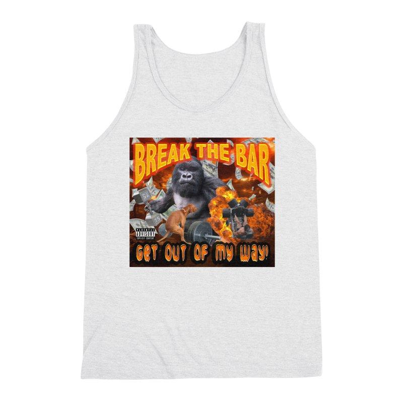 Gorilla Warfare Men's Triblend Tank by Break The Bar