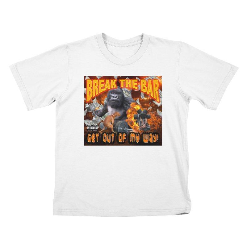 Gorilla Warfare Kids T-Shirt by Break The Bar