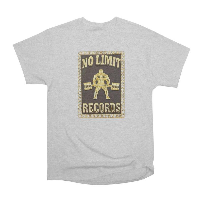 Gold Chain Men's T-Shirt by Break The Bar