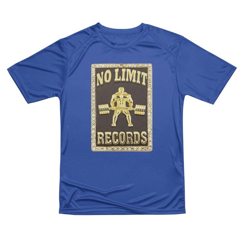 Gold Chain Women's Performance Unisex T-Shirt by Break The Bar