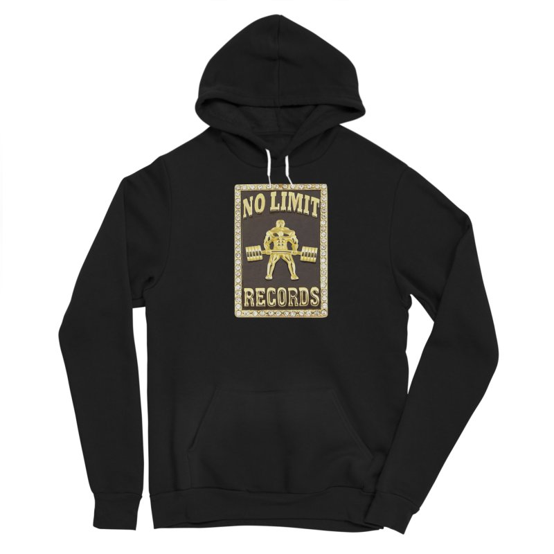 Gold Chain Women's Sponge Fleece Pullover Hoody by Break The Bar