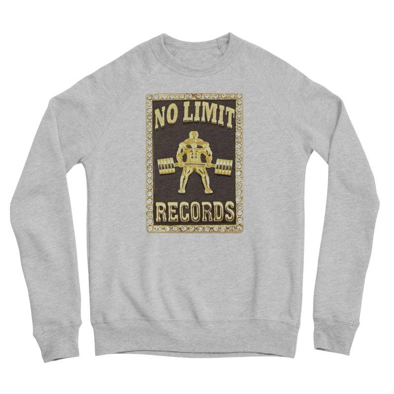 Gold Chain Women's Sponge Fleece Sweatshirt by Break The Bar