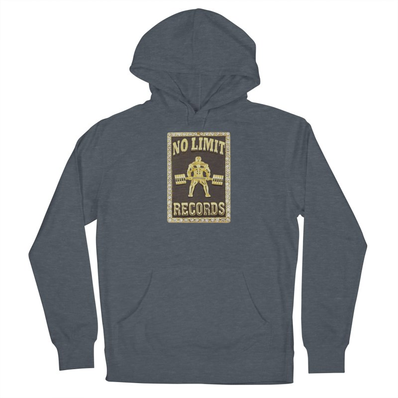 Gold Chain Men's French Terry Pullover Hoody by Break The Bar