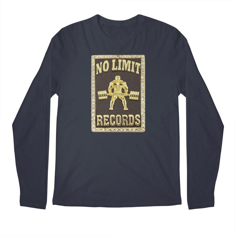 Gold Chain Men's Longsleeve T-Shirt by Break The Bar