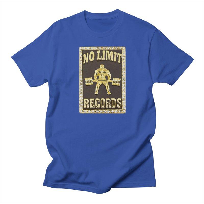Gold Chain Men's Regular T-Shirt by Break The Bar