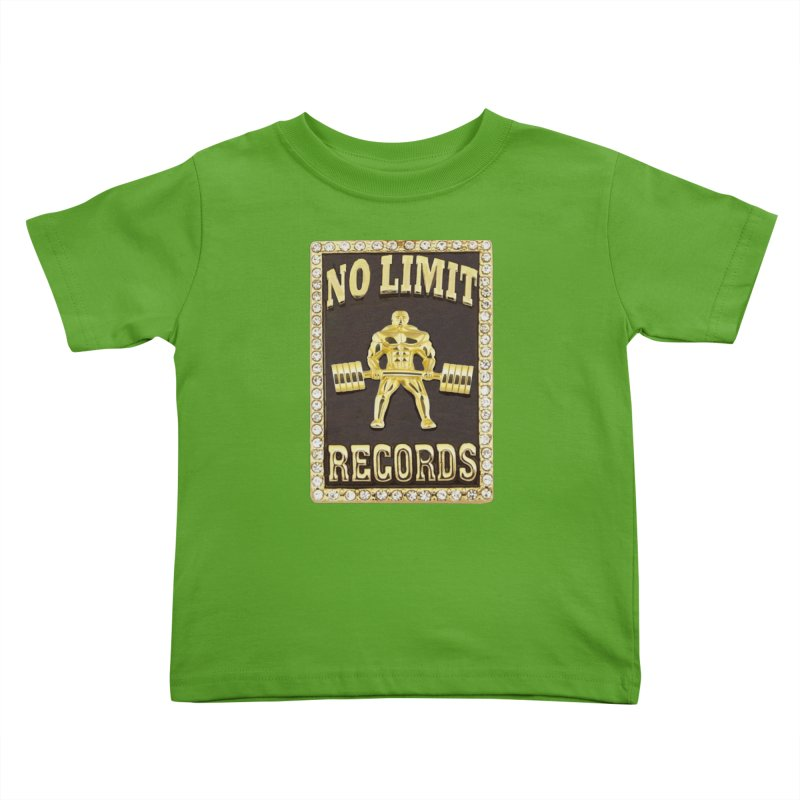 Gold Chain Kids Toddler T-Shirt by Break The Bar