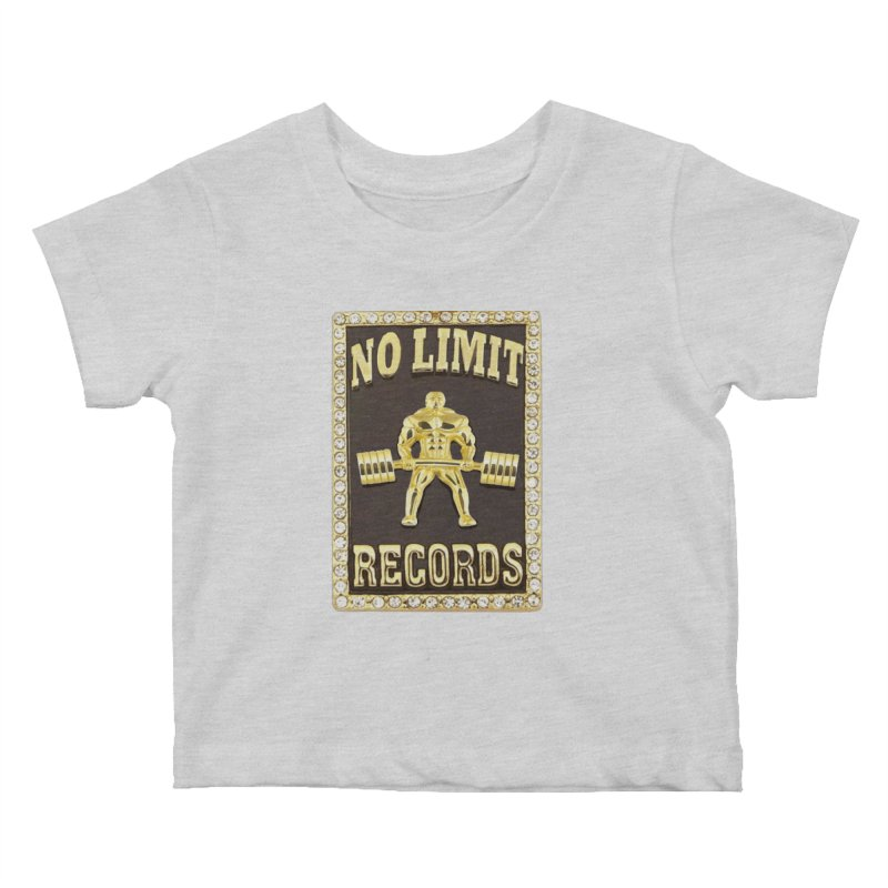 Gold Chain Kids Baby T-Shirt by Break The Bar