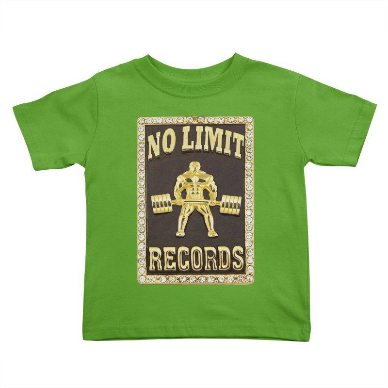 Gold Chain Kids Toddler T-Shirt by Break The Bar