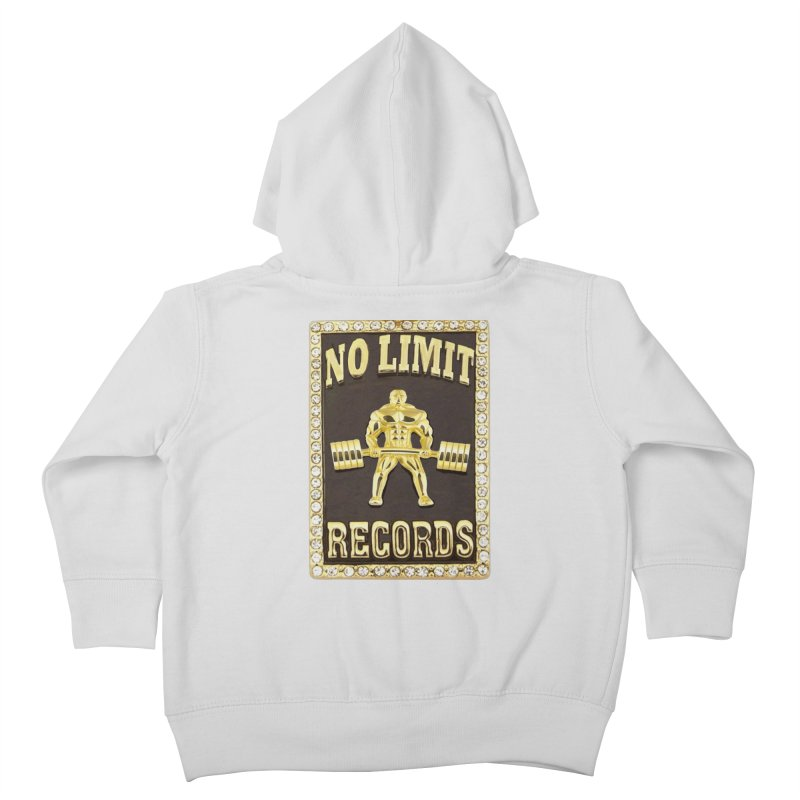 Gold Chain Kids Toddler Zip-Up Hoody by Break The Bar