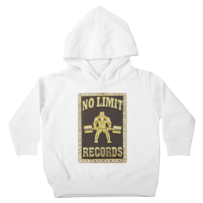 Gold Chain Kids Toddler Pullover Hoody by Break The Bar
