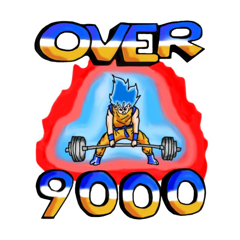 Over 9000 by Break The Bar