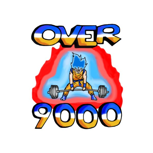 image for Over 9000