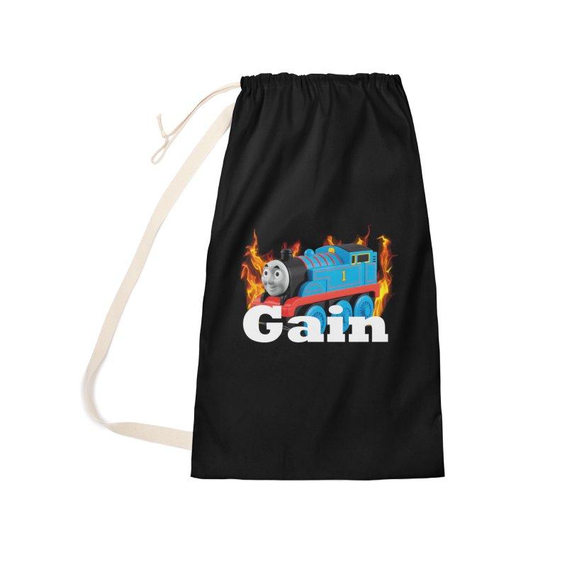 Gain Train Accessories Bag by Break The Bar
