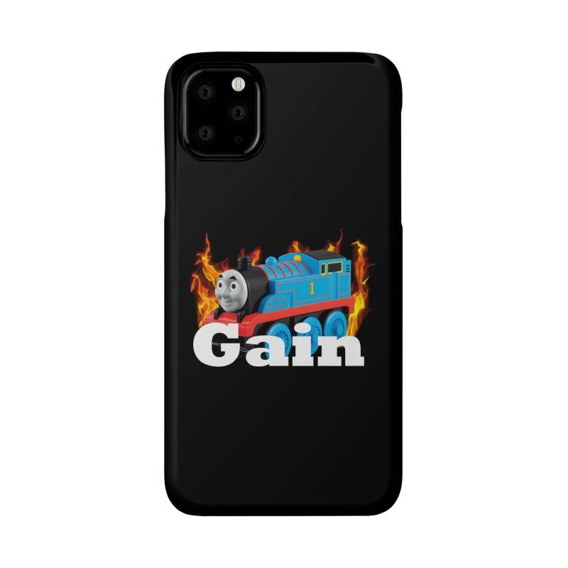 Gain Train Accessories Phone Case by Break The Bar