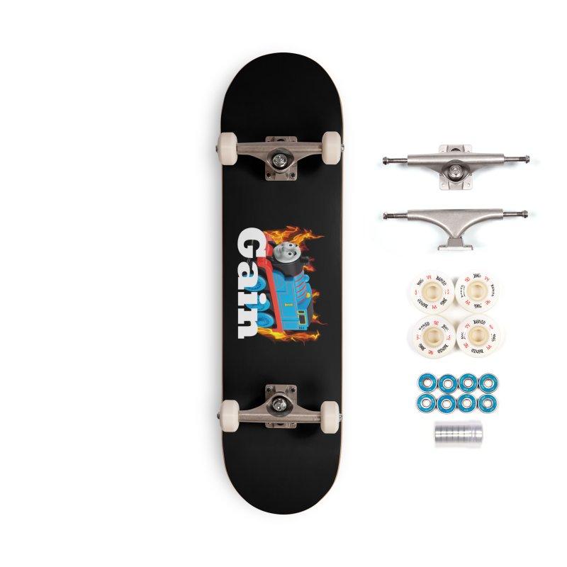 Gain Train Accessories Complete - Premium Skateboard by Break The Bar