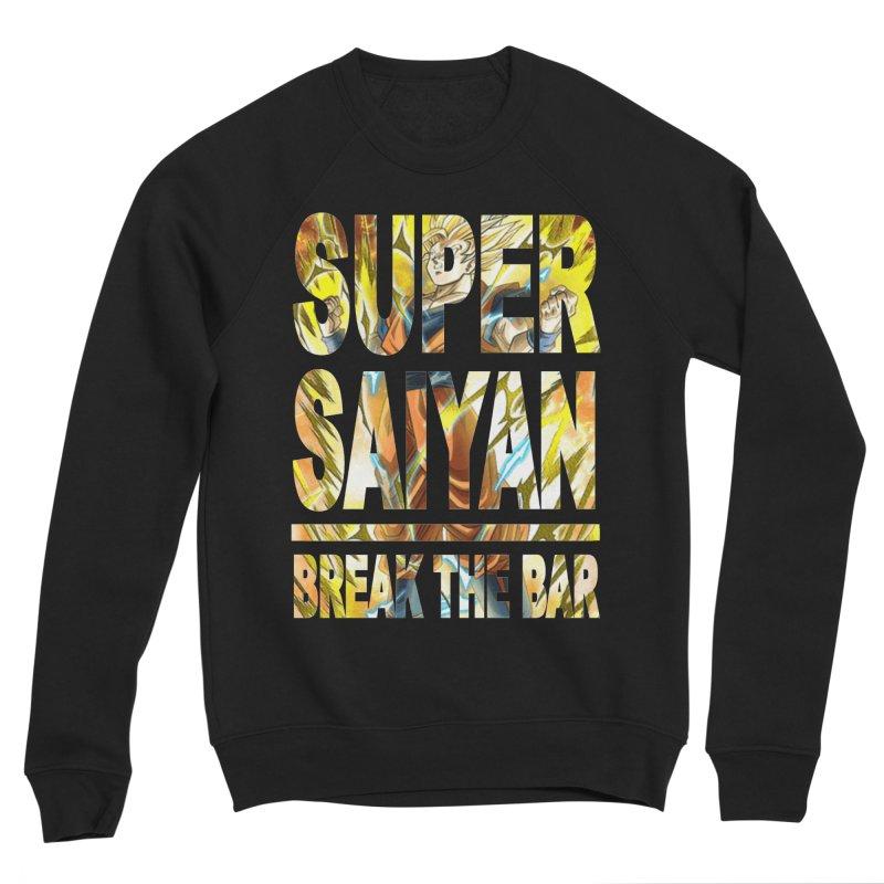 Super Saiyan Women's Sweatshirt by Break The Bar