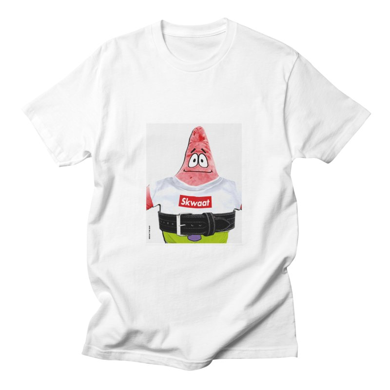 Portrait Men's T-Shirt by Break The Bar
