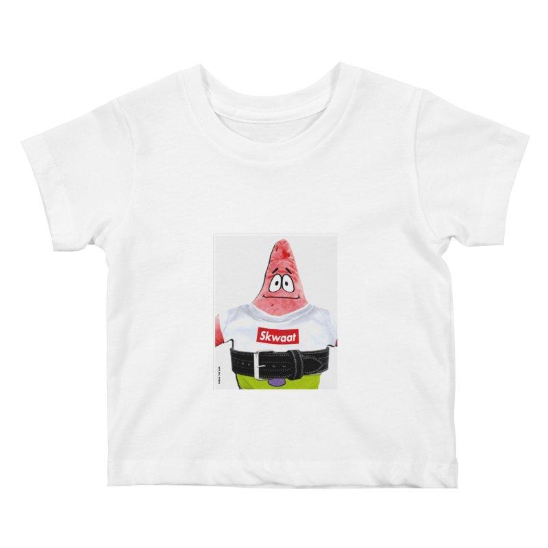 Portrait Kids Baby T-Shirt by Break The Bar
