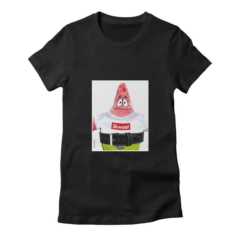 Portrait Women's T-Shirt by Break The Bar