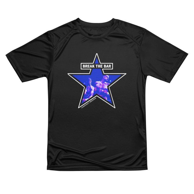Knockout Men's Performance T-Shirt by Break The Bar