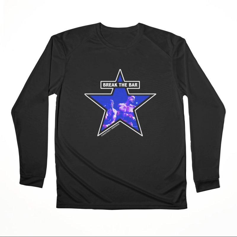 Knockout Women's Performance Unisex Longsleeve T-Shirt by Break The Bar
