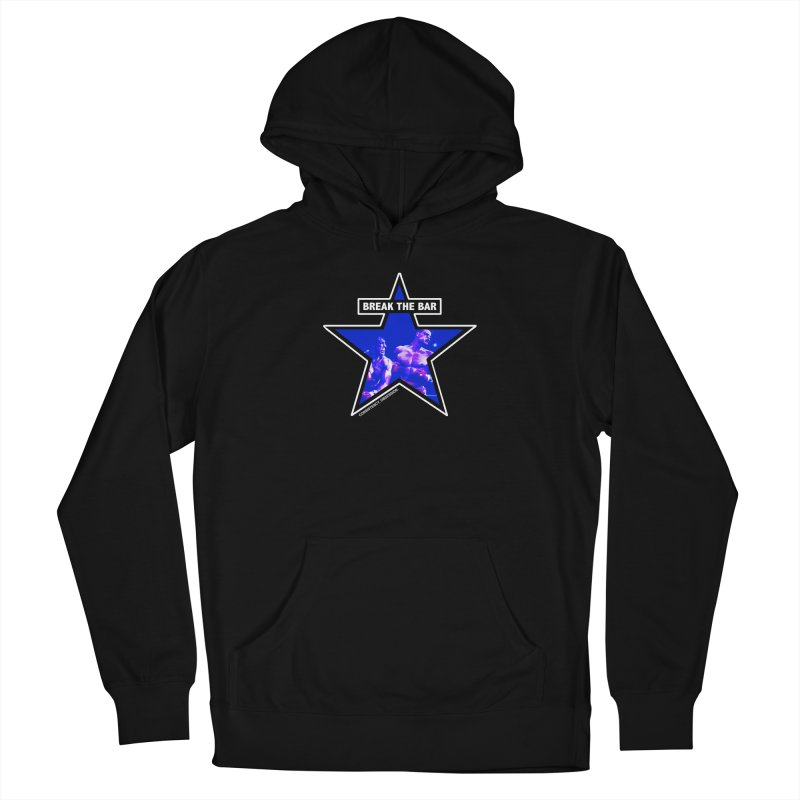 Knockout Men's Pullover Hoody by Break The Bar