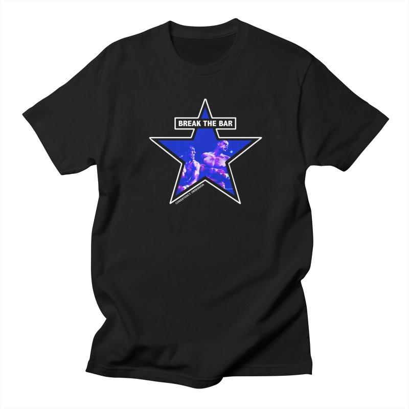 Knockout Men's Regular T-Shirt by Break The Bar