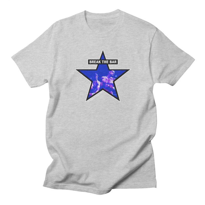 Knockout Women's Regular Unisex T-Shirt by Break The Bar