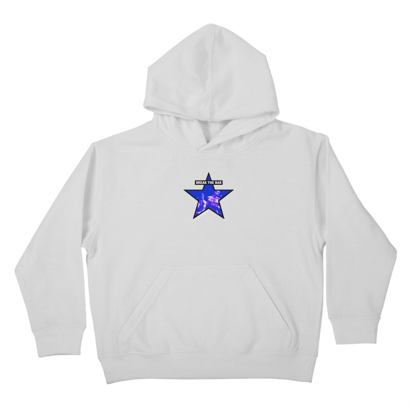 Knockout Kids Pullover Hoody by Break The Bar