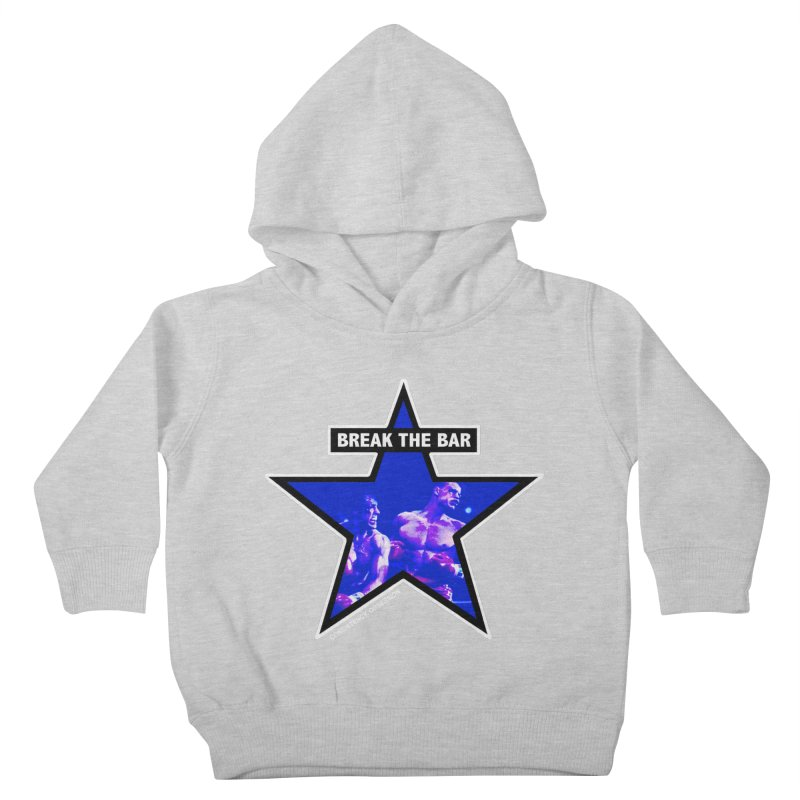 Knockout Kids Toddler Pullover Hoody by Break The Bar
