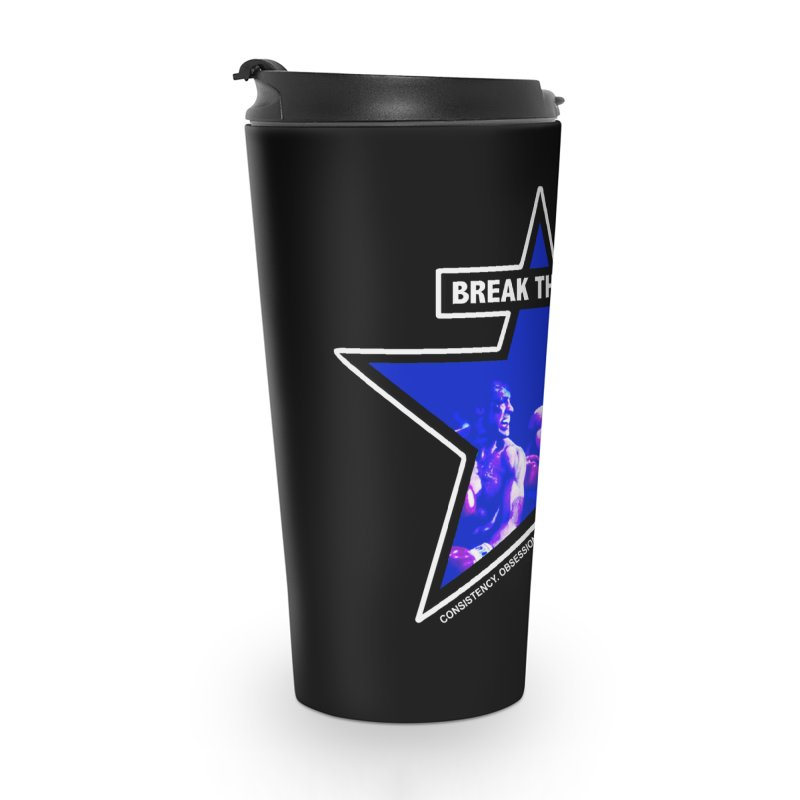 Knockout Accessories Travel Mug by Break The Bar