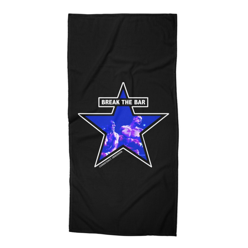 Knockout Accessories Beach Towel by Break The Bar