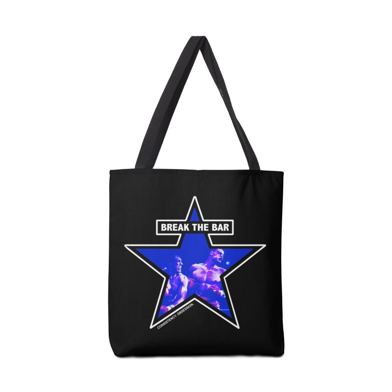 Knockout Accessories Tote Bag Bag by Break The Bar